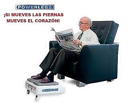 Powerlegs - Ejercita Tus Piernas Sin Esfuerzo Con Mando A ...