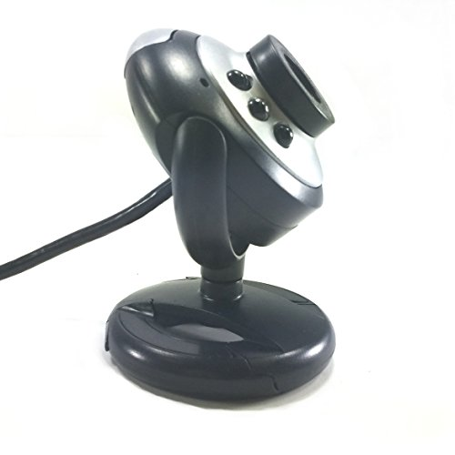SciencePurchase 6 LED USB Webcam Camera W/Mic for Desktop PC Laptop - Megapixel WebCamera by Science Purchase (Image #1)