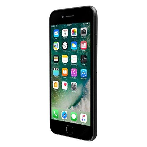 Apple iPhone 7 Plus, 256GB, Jet Black - Fully Unlocked (Renewed)