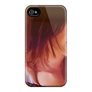New Fashionable Randolphfashion2010 YHE14072bEtx Covers Cases Specially Made For Iphone 6(brunettes Women)