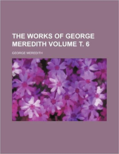 Book The works of George Meredith Volume т. 6
