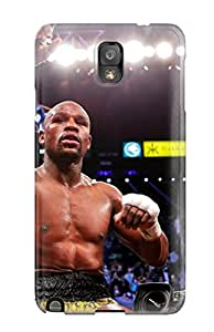 New SYeZIED7023xZLcP Mayweather Skin Case Cover Shatterproof Case For Galaxy Note 3