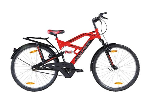Hercules Brut+ ZX Dual Suspension Bicycle (26T) product image