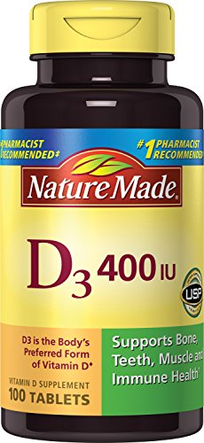 vitamin d 400 mg - 1
