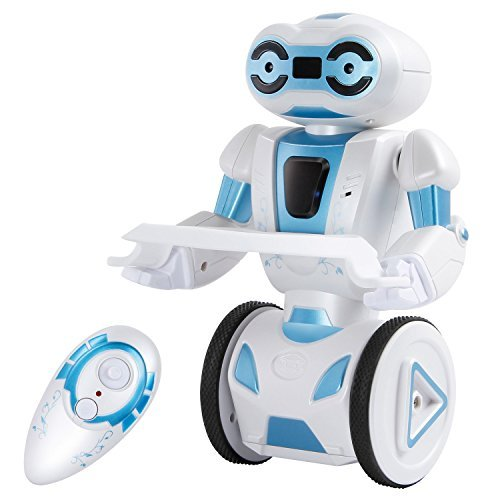 Hi-Tech 2.4GHz Wireless Remote Control Toys Smart Robot, Interactive Robot for Kids,Children,Girls, Boys