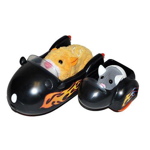 Zhu Zhu Pets Vehicle Playset Hamcycle Sidecar Cepia SG/_B003WSXHGQ/_US