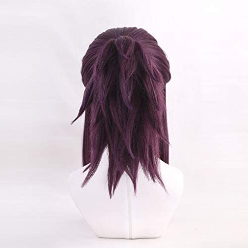 Ani·Lnc peluca Juego de caracteres LOL K/DA Akali Cosplay Pelucas ...