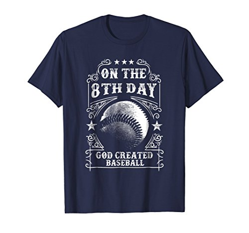 Baseball T-shirt Sayings - Mens Graphic Design Vintage Style Baseball Funny Saying T-shirt 3XL Navy