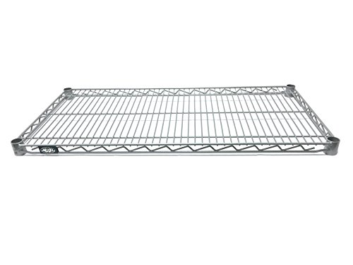 Wire Shelves (Silver) - 5