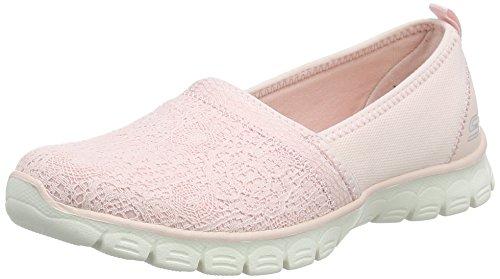 sin Rosa Ez Escapade Mujer 0 Flex Cordones Zapatillas 3 Quick Skechers para Pink Light 0dHgxqPq