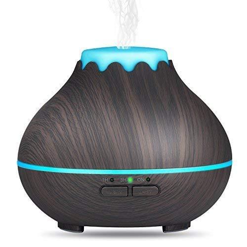 Mini Aroma Essential Oil Diffuser,OliveTech 150ml Ultrasonic