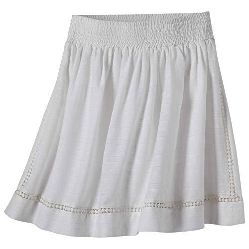 Mountain Khakis Womens Flutter Skirt Relaxed Fit: Outdoor Causal Summer Skirt, Linen, X-Large