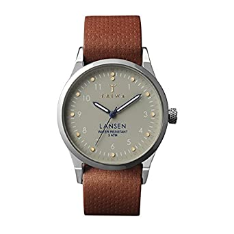 Triwa LAST113 Brown Dawn Lansen Mens Watch