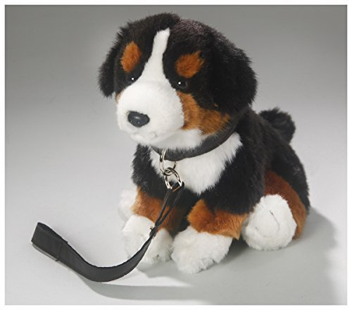 (Carl Dick Bernese Mountain Dog Puppy, 8 inches, 21cm, Plush Toy, Soft Toy, Stuffed Animal 3298001)