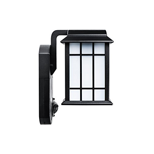 Patio Lights With Cameras: Maximus Video Security Camera And Outdoor Light