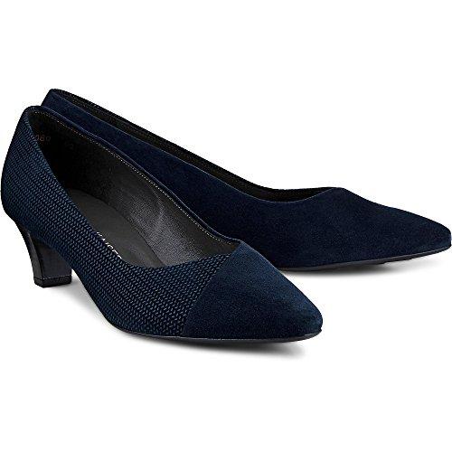 Femme Escarpins Bleu Peter Pour Kaiser qUZZ5vxt