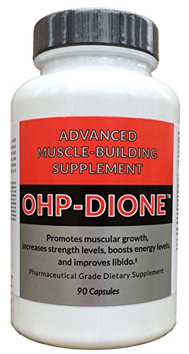 OHP dione Promotes muscular increases strength