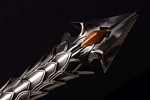 Sword Made Anime Props -Lothar Dragon Claw Sword World of Warcraft.]()