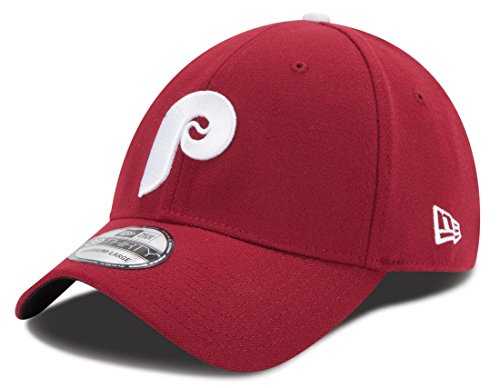 Philadelphia Phillies New Era MLB 39THIRTY Vintage Team Classic Hat - (Vintage Baseball Teams)