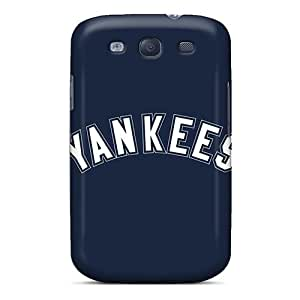 Marycase88 Samsung Galaxy S3 Shockproof Hard Cell-phone Case Custom High-definition New York Yankees Pattern [nvB14468CUxe]