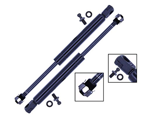 Lexus Sc400 Gates (2 Pieces (SET) Tuff Support Trunk Lift Supports 1991 TO 2000 Lexus SC300 / SC400 with Spoiler)