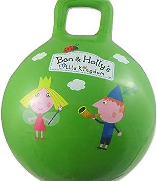Ben&Hollys Pelota para Saltar Little Kingdom Niños 3-6 años 45cm ...