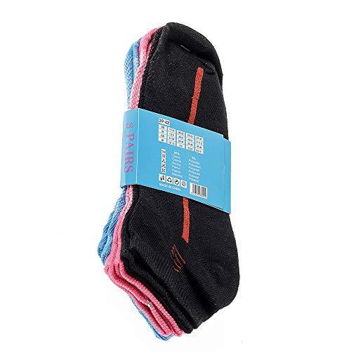 La En Coole 35 Active De 38 07 Colorés Pour Parfaite 3er Pack E Femmes Chaussettes Et Couleurs Mode Qualité À Motif 88H7fEq