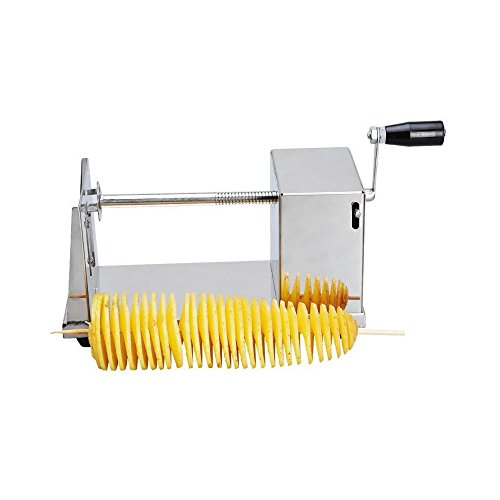 Potato Slicer Twister Cutter Spiral Vegetable Kitchen Fruit Peeler Curly Manual Tornado Chips - Melbourne Kiosk
