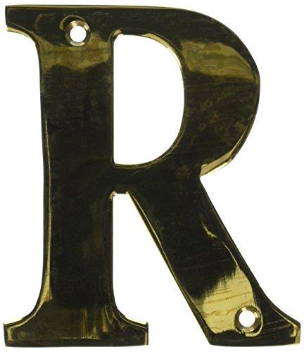 (Deltana RL4R-CR003 4-Inch Residential Letter R House Board)