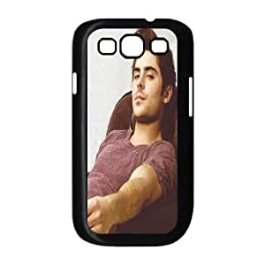 Zac Efron Design Cheap Custom Hard Case Cover for Samsung Galaxy S3 I9300, Zac Efron Galaxy S3 I9300 Case