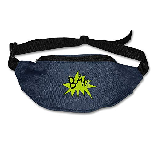 Xxh Fanny Pack Waist Bam Sport Bag For Outdoors Workout Cycl