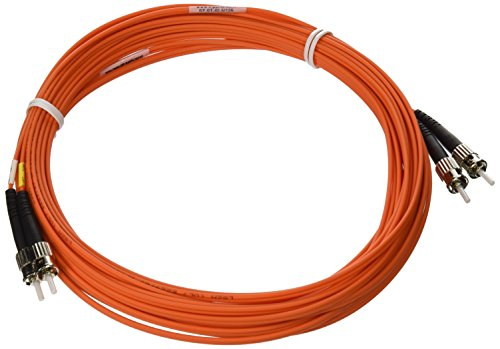 Tripp Lite Duplex Multimode 62.5/125 Fiber Patch Cable (ST/ST), 10M (33-ft.)(N302-10M) ()