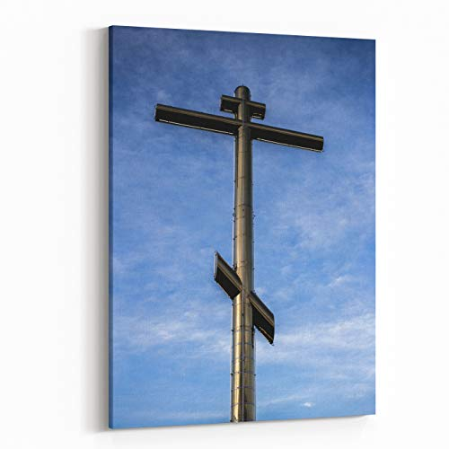 Rosenberry Rooms Canvas Wall Art Prints - Christian Rood APX, Soul Power Place (20 x 30 inches)