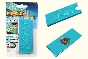 Coin Slide Magic Trick by Loftus International