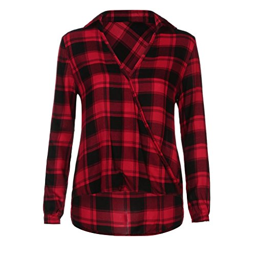 Bequem T-Shirt Shirt Schleife Band Deko Frau Sommer Mode Kurzarm Rosa Weiß Blau