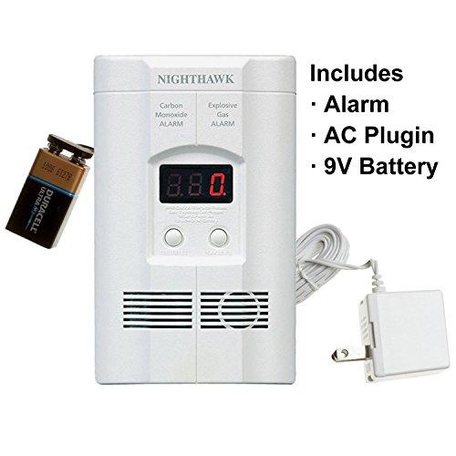 Buy carbon monoxide detector for home