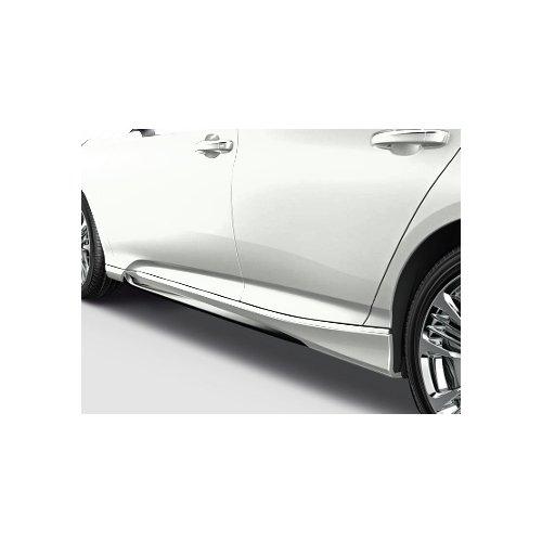 Honda 08F04-TVA-1F0 Side Under Body Spoilers Honda Accord Sedan White Orchid Pearl