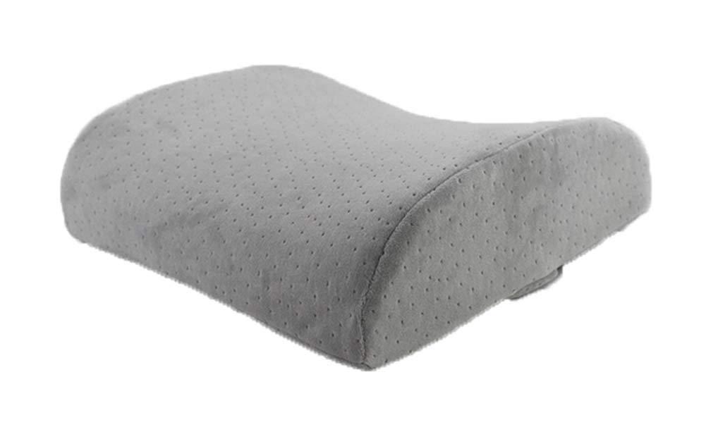 Almohada lumbar de almohada la almohada de trasera de la silla de oficina para el alivio del dolor de espalda, M2 0c73c8