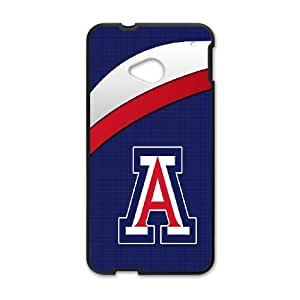 Collage Basketball Phone Case Arizona Wildcats For HTC One M7 NC1Q02261