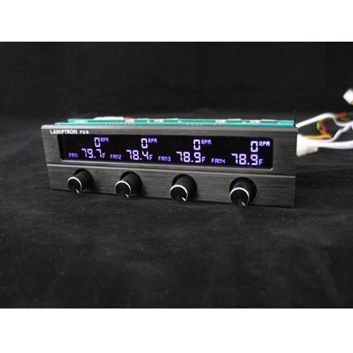 Lamptron FC-FC5V2-B Fan Controller