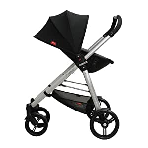 phil & teds Smart Buggy Baby/Child Stroller + VERSO