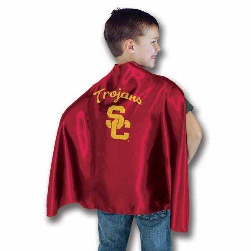 [NCAA USC Trojans Hero Cape] (Usc Fan Costume)