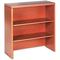 Valido 11500 Series Bookcase Hutch, 36w x 14-5/8d x 37-1/2h, Bourbon Cherry, Sold as 1 Each