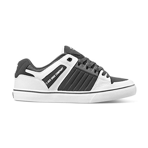 CT Schwarz White Nubuck Celsius Black DVS 5Y0Xq8