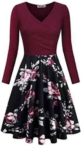c1584bdc4837 Shopping Long Sleeve - Cocktail - Dresses - Clothing - Women ...