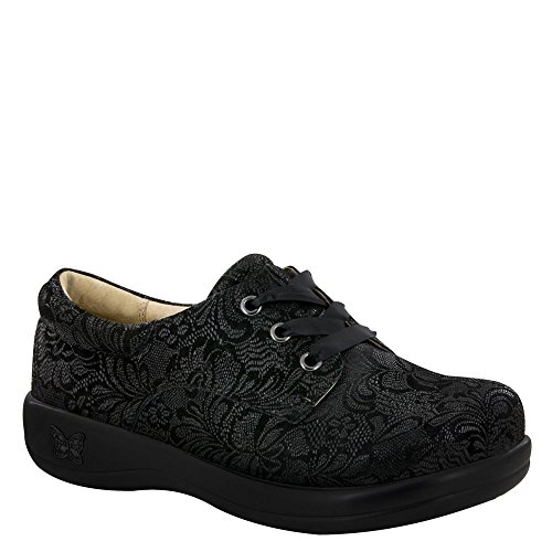 Alegria Kimi Women's Oxford 42 M EU Black by Alegria