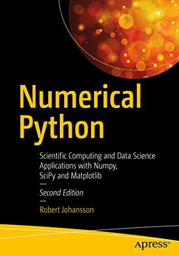 25 Best Numpy Books of All Time - BookAuthority