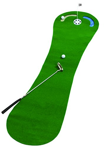 JEF World Of Golf Par Putting Mat