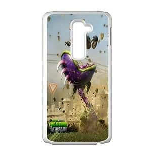 Plants vs. Zombies DIY case For phone Case LG G2 Q1W782124