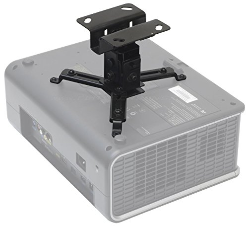 Elite Screens Universal Projector Mount, Ceiling Mount Projector Screen, Model: A56-E25B